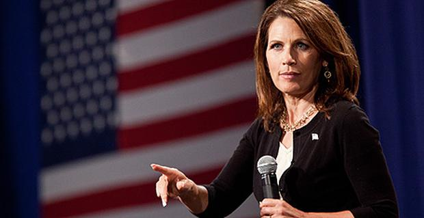 Michele Bachmann. Photo: Getty Images