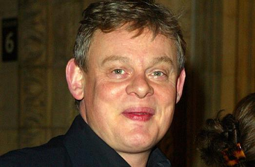 Growing up fast: Martin Clunes has found fulfilment as a family man. Photo: Getty Images