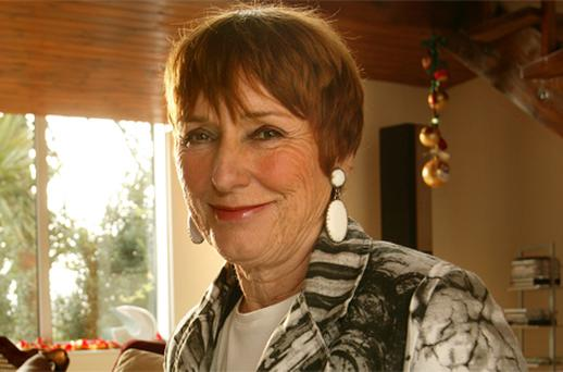 Agony aunt Patricia Redlich who died aged 70. Photo: Tony Gavin