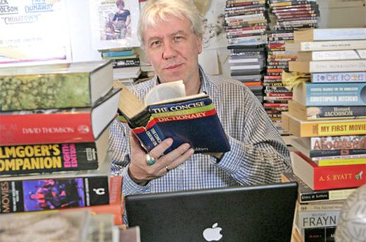 Between the lines: John Walsh with his trusty Oxford dictionary