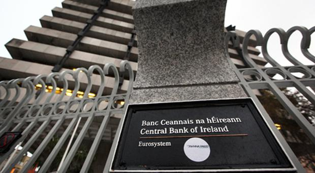 The Central Bank in Dublin. Photo: Getty Images