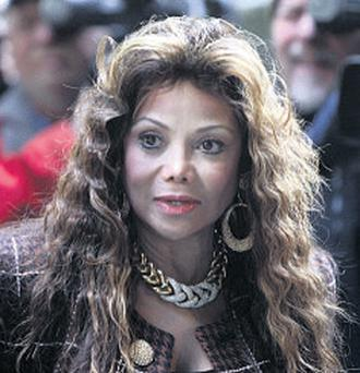 La Toya Jackson is in talks to judge 'The Voice of Ireland'