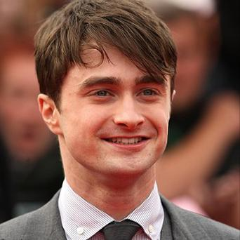 Daniel Radcliffe recently filmed the final Potter film