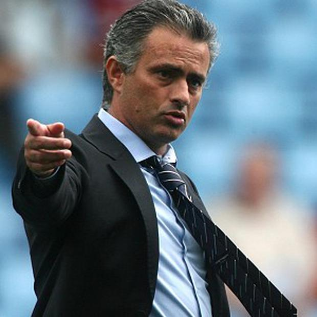 Former Chelsea manager Jose Mourinho was well-known for his sartorial elegance on the touchline
