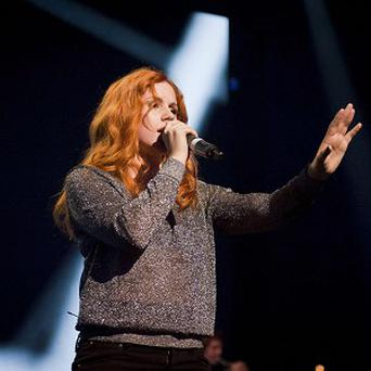 Katy B doesn't want to jinx a Mercury win
