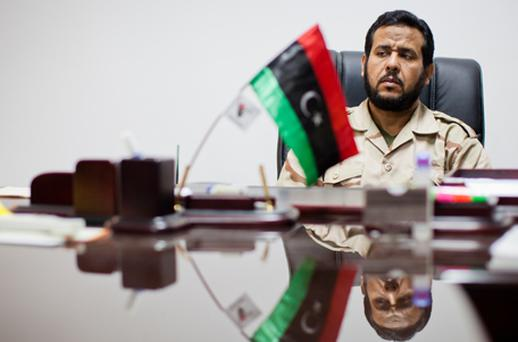 Abdel Hakim Belhaj. Photo: Getty Images