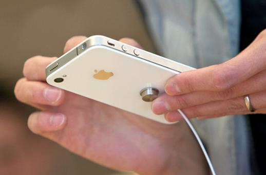 Apple will release the iPhone 5 next month, according to rumours. Photo: Getty Images