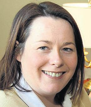 Michelle Gildernew: is a former Northern minister