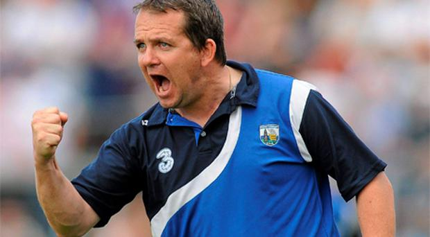 Davy Fitzgerald: no regrets. Photo: Sportsfile