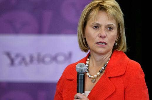 Carol Bartz was Yahoo! CEO for nearly three years. Photo: Getty Images