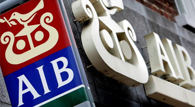 AIB claims the actions of the former staff cost the bank €22m. Photo: Steve Humphreys