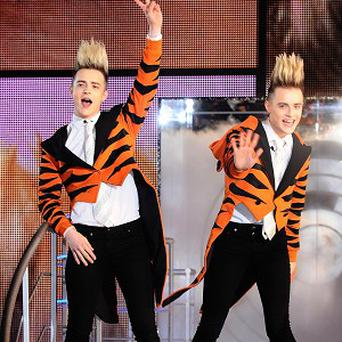 Jedward have been causing havoc in the Big Brother house