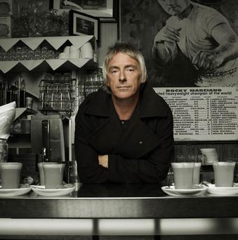 Paul Weller taken from Love Music Love Food: The Rockstar Cookbook