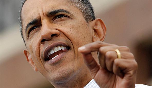 US President Barack is expected to announce further plans to tackle America's unemployment problem. Photo: Getty Images