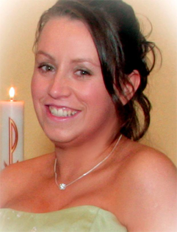 Sharon McEneaney: died from cancer at the age of 31