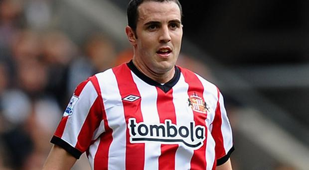 O'Shea was bought by Sunderland boss Steve Bruce to add 'experience, nous and know-how' to a defence that at times seemed to give away goals for fun last season. Photo: Getty Images