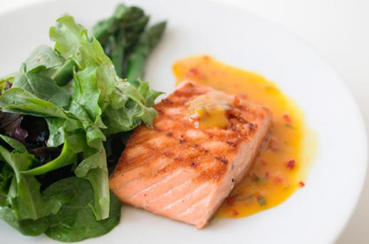 Early exposure to omega-3 fatty acids - found in food like salmon and walnuts - makes it less likely babies will develop food allergies, believe researchers. Photo: Thinkstock