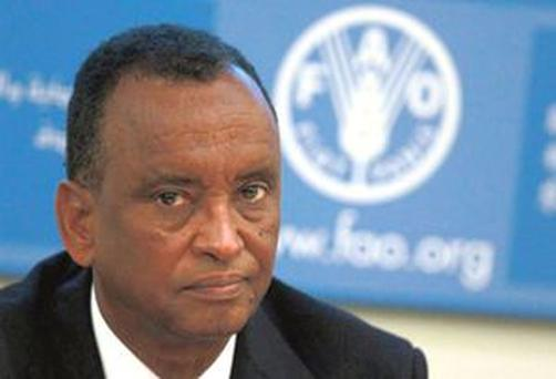 Somalia's Deputy Prime Minister, Mohamed Ibrahim. Photo: Reuters
