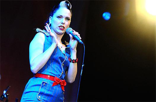 Imelda May. Photo: PA