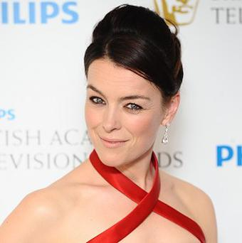 Olivia Williams says she found wearing a fat suit quite liberating