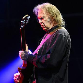 Neil Young has been captured on film by Jonathan Demme