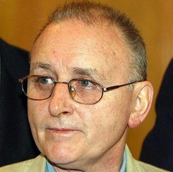 IRA informer Denis Donaldson was shot dead in April 2006