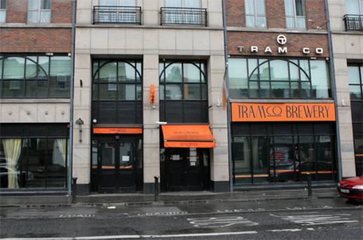 Tramco pub and nightclub in Rathmines, Dublin 6, which was the subject of a court hearing yesterday