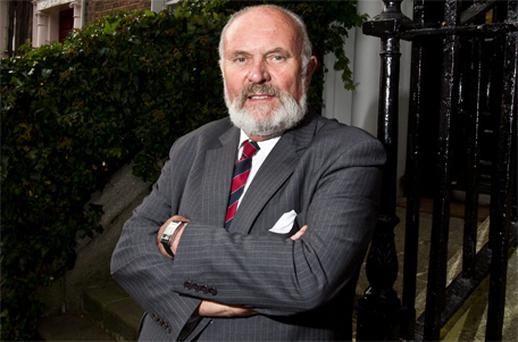 David Norris: seeking support of Independents