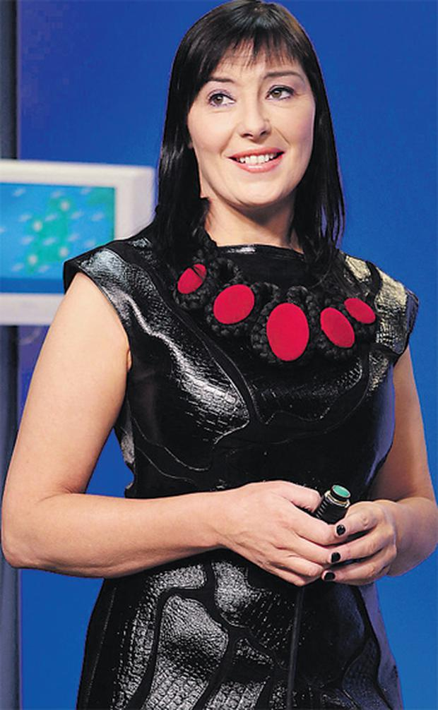 Jean Byrne has received plenty of attention for her onscreen appearance – and now her forecasting skills have been honoured
