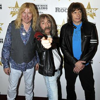 Spinal Tap starred Michael McKean, Harry Shearer and Christopher Guest