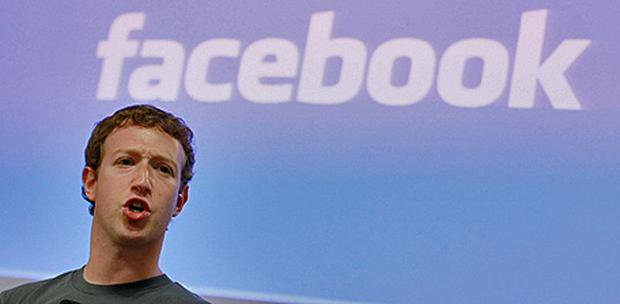 Facebook founder Mark Zuckerberg. Photo: Getty Images