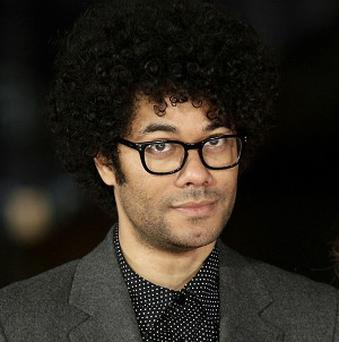 Richard Ayoade is being linked to Neighbourhood Watch