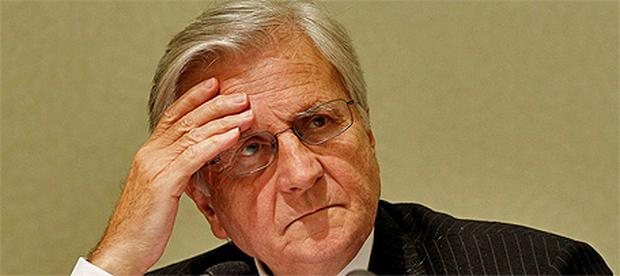 European Central Bank President Jean-Claude Trichet. Photo: Reuters