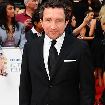 Eddie Marsan is moving into the director's chair