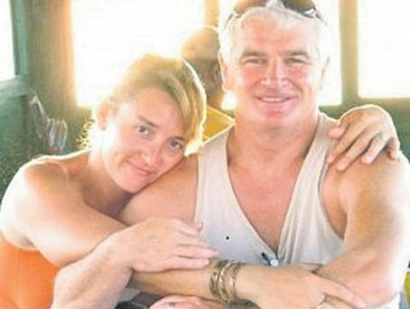 Kevin McGuirk, originally from Dublin, and wife Kim were shot dead by Erwin Poppinger in South Africa