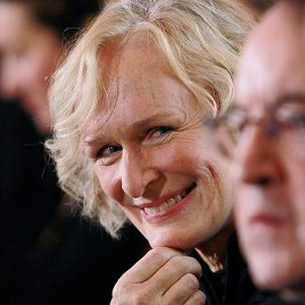 Glenn Close has been praising the casting on Albert Nobbs
