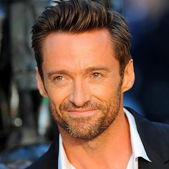 Hugh Jackman arrives for the premiere of Real Steel at the Empire Leicester Square
