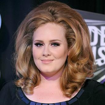 Adele is in the running for three Q Awards
