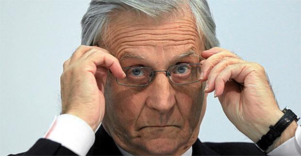 European Central Bank governor Jean-Claude Trichet. Photo: Reuters