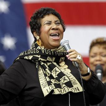 Aretha Franklin has found herself a new pianist
