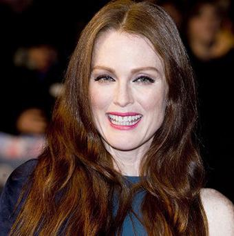 Julianne Moore was reluctant to join the cast of Crazy Stupid Love at first