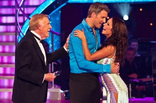 Bruce Forsyth hosting the BBC's Strictly Come Dancing. Photo: BBC