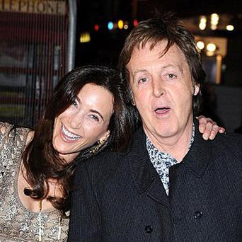 Sir Paul McCartney is set to marry Nancy Shevell