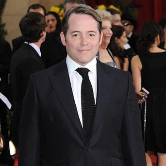 Matthew Broderick provides the voice for Simba in The Lion King
