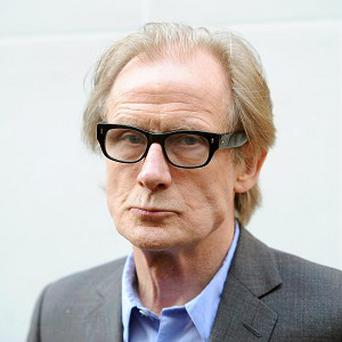 Costume choice is important for Bill Nighy
