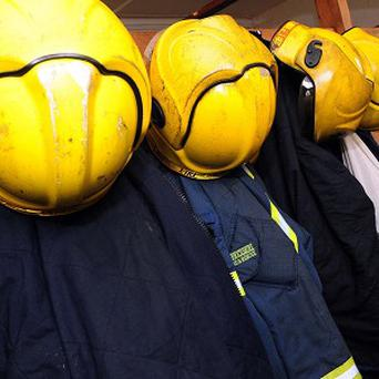 Firefighters' uniforms were stolen from a retained fire station in Tring