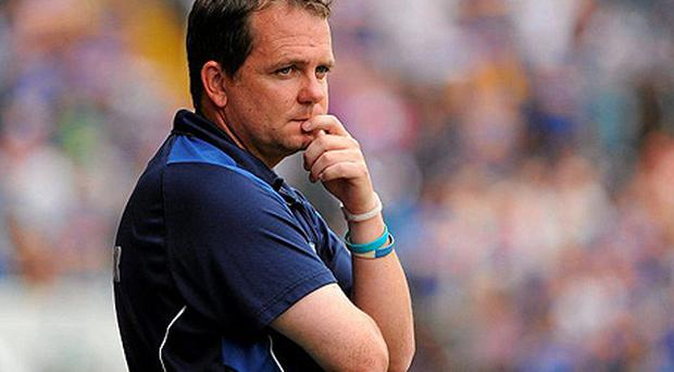 Former Waterford boss Davy Fitzgerald