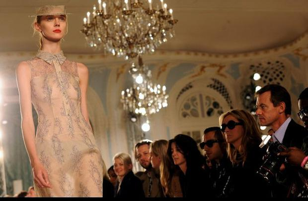 Erdem spring summer 2012. Photo: Getty Images