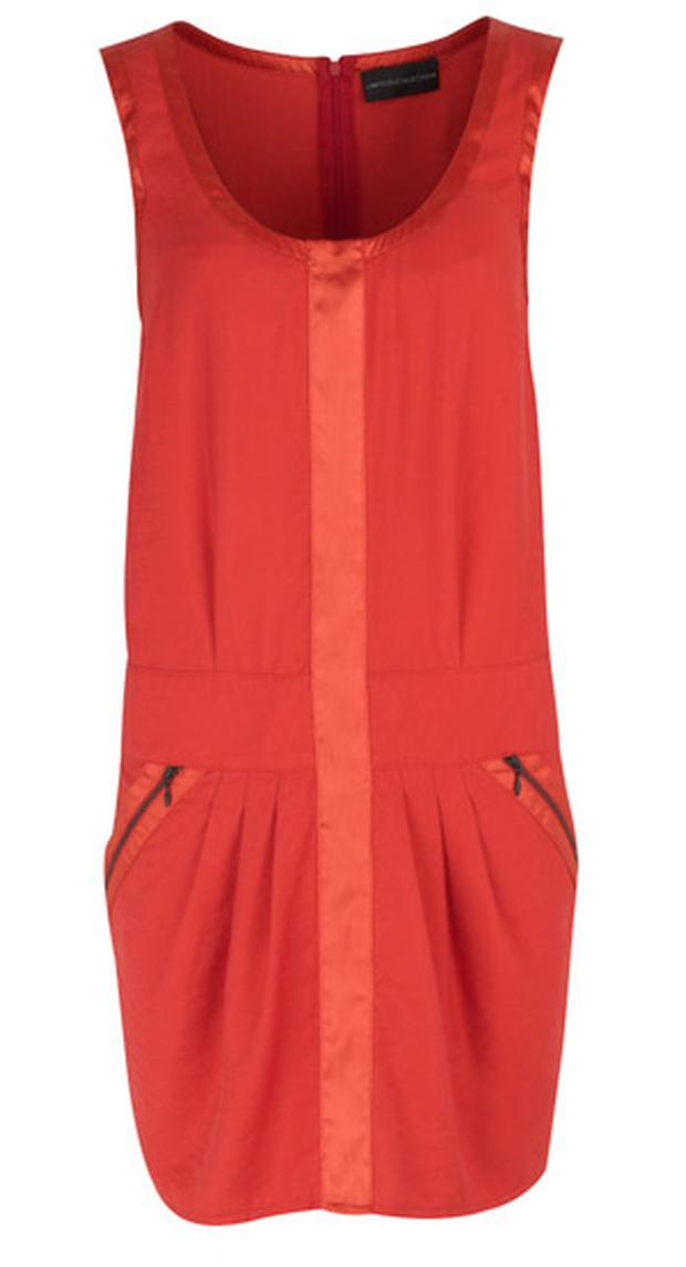 M&S Limited Collection Flame Zip dress €54