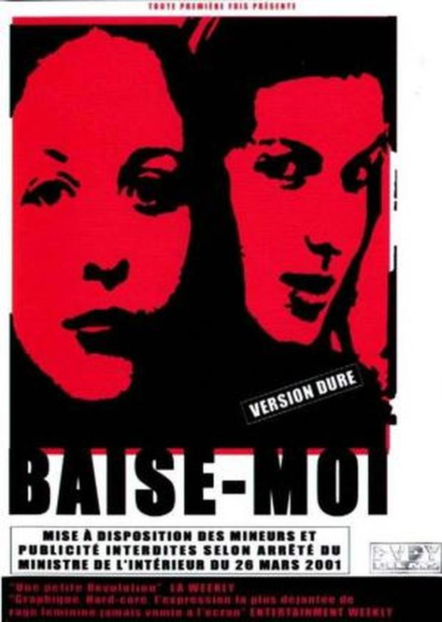 Baise Moi (2000) <br/> Baise-moi tells the story of Nadine (played by Karen Lancaume) and Manu (Raffaëla Anderson) who go on a violent spree against a society in which they feel marginalised. <br/> The film received intense media coverage because of its graphic mix of violence and explicit sex scenes.